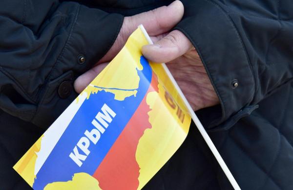 Украина направила ноту Польше из-закалендаря сроссийским Крымом