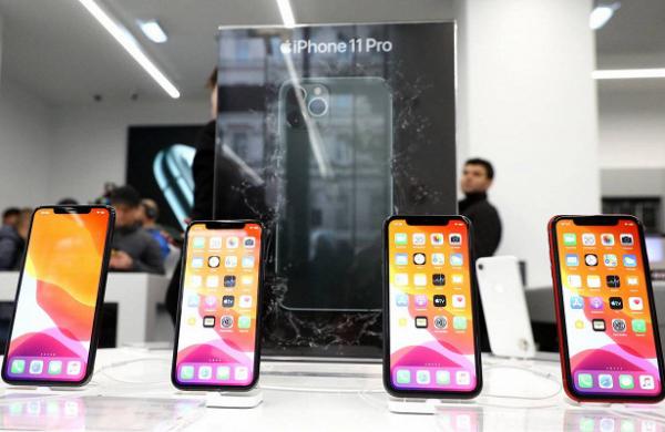 ВРоссии рухнули продажи новых iPhone