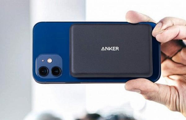 Компания Anker представила магнитную беспроводную зарядку дляiPhone 12