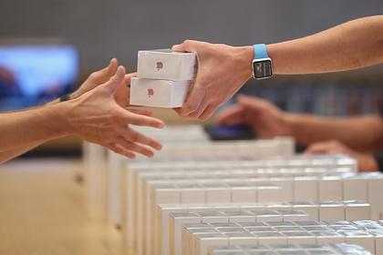 Apple обошла Samsung попродажам смартфонов