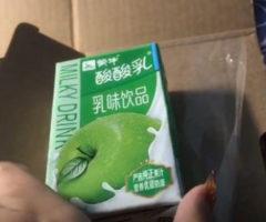 Женщина получила вкоробке яблочный йогурт вместо заказанного iPhone 12