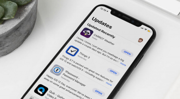 Стоит ли пользоваться автообновлением приложений на iOS
