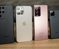 Samsung по-прежнему продаёт больше всех смартфонов, Apple навтором месте