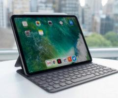 Появились технические подробности флагманского планшета Apple iPad Pro5