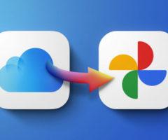 Apple выпустила инструмент дляпереноса фото сiCloud вхранилище Google