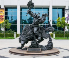 ВСети появилась свежая информация обобновлении World ofWarcraft