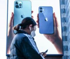 ВРоссии резко подешевели iPhone 12