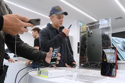 iPhone стал самым популярным смартфоном вРоссии
