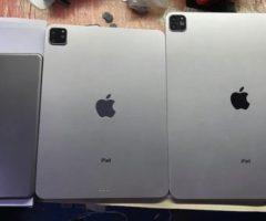 Инсайдеры опубликовали реальные снимки Apple iPad mini и iPad Pro (2 фото)