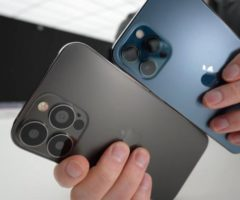 Дизайн iPhone 13 Pro Max раскрыт канадским блогером (3 фото + видео)