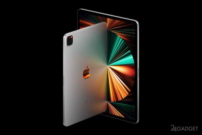 Опубликованы первые тесты бенчмарков планшета iPad Pro на M1