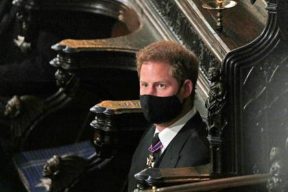 Психическое здоровье принца Гарри вызвало озабоченность укоролевской семьи