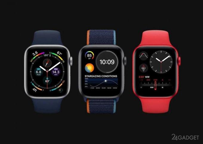 Эксперты оценили себестоимость смарт-часов  Apple Watch Series 6 в 136 долларов при розничной цене в 400 долларов