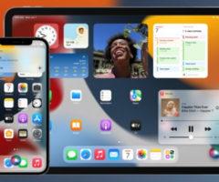 Apple официально представила новые iOS 15 и iPadOS 15