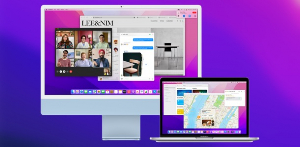 Apple представила новую операционную систему macOS Monterey для Mac