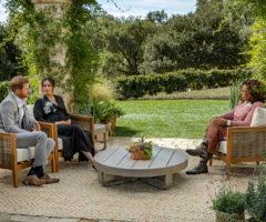Телеведущую Опру Уинфри обвинили виспользовании «слабовольного» принца Гарри
