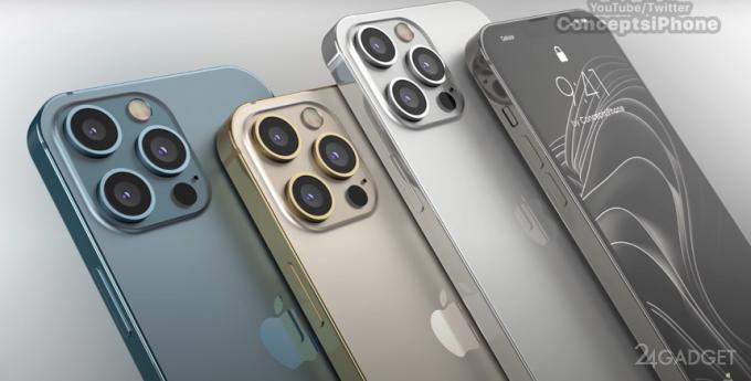 Новые чехлы для iPhone 13 Pro свидетельствуют об изменениях в блоке камер смартфона (2 фото + видео)