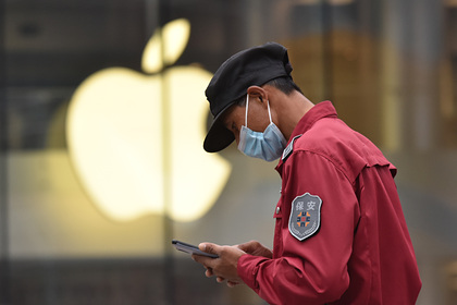 На iPhone исчезли фотографии