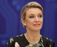 Захарова назвала гарантии работы американских компаний вРоссии