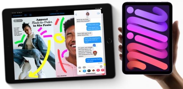 Apple представила iPad 9 и полностью обновленный iPad mini
