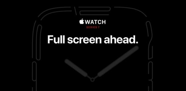 Apple представила смарт-часы Watch Series 7-го поколения