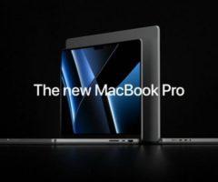 """Apple рассказала почему отказалась от тачбара и сделала """"чёлку"""" в новых MacBook Pro"""